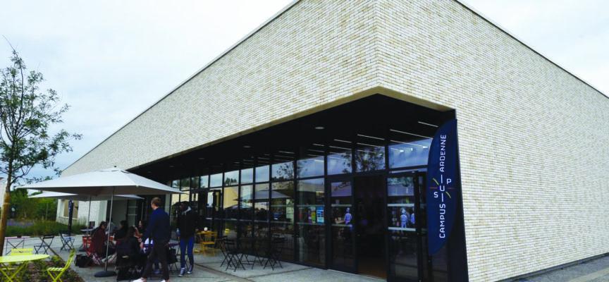 Un nouveau campus à Charleville-Mézières