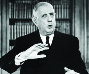 De Gaulle et l'Europe