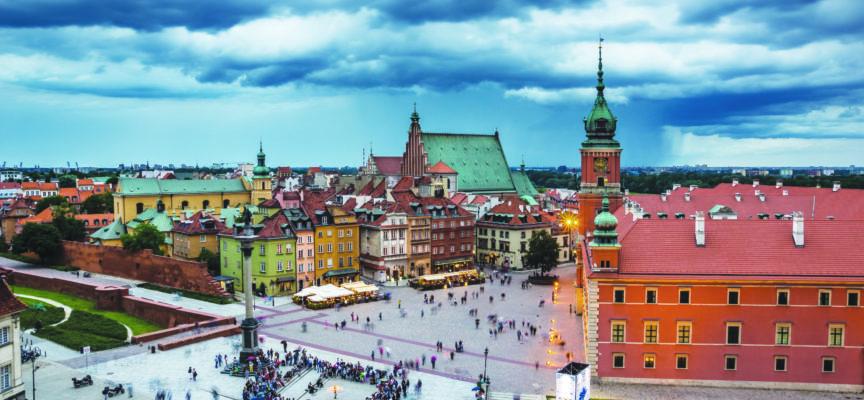 Varsovie : surprenante et authentique