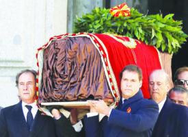Franco exhumé de son mausolée