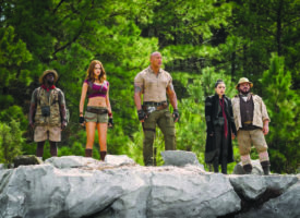 JUMANJI : NEXT LEVEL de Jake Kardan