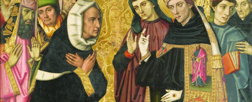 Au commencement était Saint Augustin