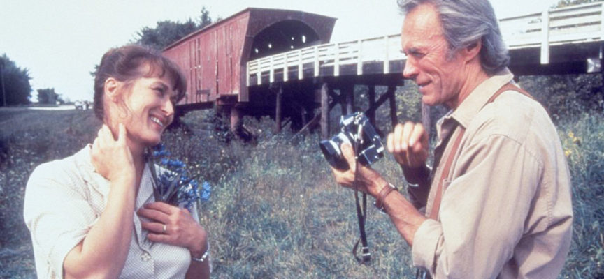 SUR LA ROUTE DE MADISON de Clint Eastwood