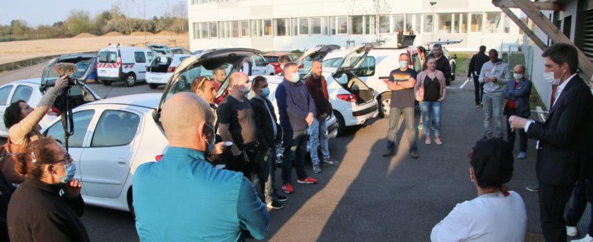 Covid-19 : La Meurthe-et-Moselle organise une solidarité de tous les instants