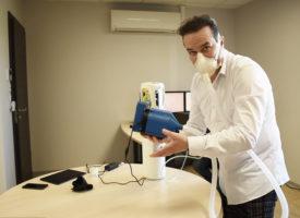 Respirateur 3d : Le pari réussi de l'UPS DITEX