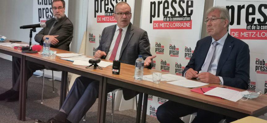 Patrick Weiten, Président du Département de la Moselle : « Nous devons agir pour soutenir l'économie ! »