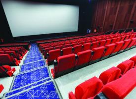 Feu vert pour les cinémas et les théâtres