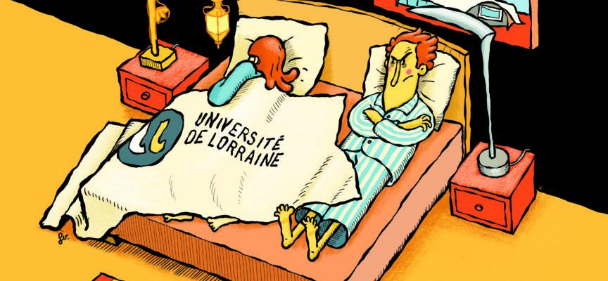 Université de Lorraine : Le site de Metz pénalisé à nouveau