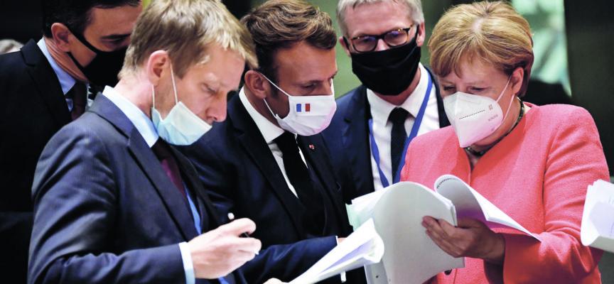 L'Europe a son plan de relance