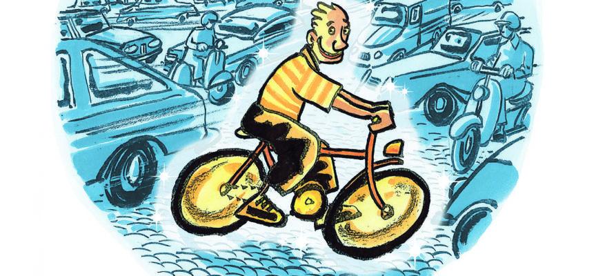 Petit traité de vélosophie de Didier Tronchet