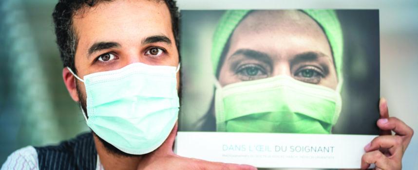 Khaled Habchi, Médecin urgentiste au CHR Metz-Thionville : «Ils soignent. Ils aident. C'est ce que j'ai voulu montrer»