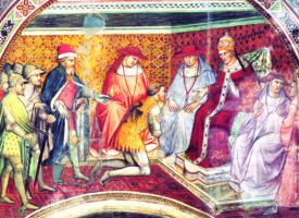 La lutte du Sacerdoce et de l'Empire