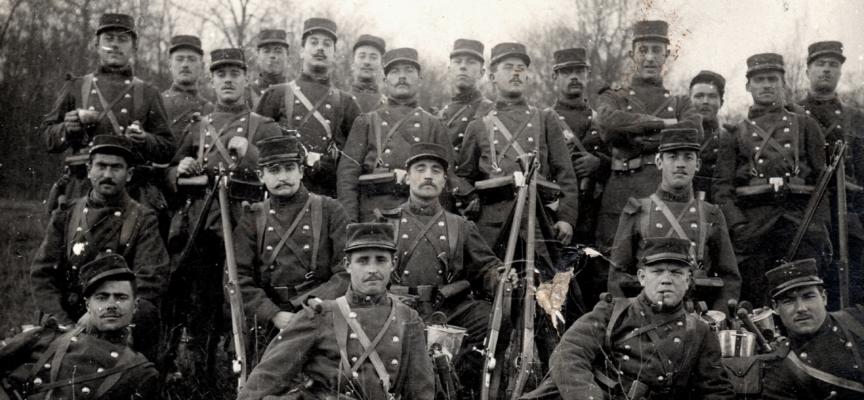 Un village français : Ludres dans la Grande Guerre