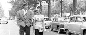 À bout de souffle Jean Luc Godard