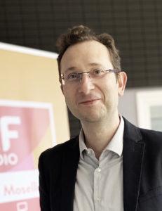 Cédric Rouillon directeur RCF Jerico Moselle
