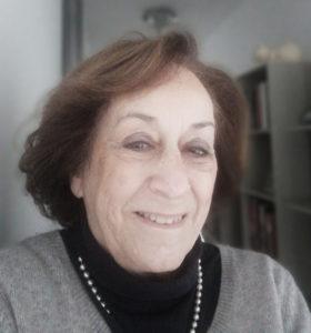 Marie-Françoise Thull, présidente du Secours Populaire de Moselle