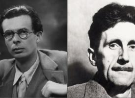 « George Orwell, Aldous Huxley:1984 ou Le meilleur des mondes? »