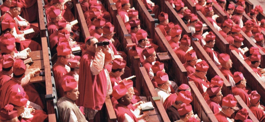 Le souffle Vatican II