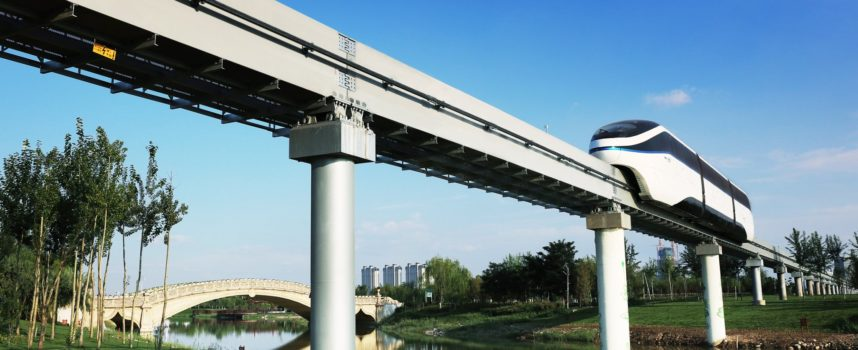 Cédric Gouth : « Le monorail est un mode de transport d'avenir »