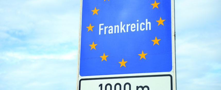 Allemagne : la frontière est de retour
